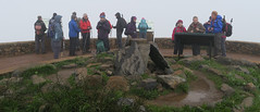 Walk 2 - near the highest point (Jackie & Dennis) Tags: altodegarajonay lagomera