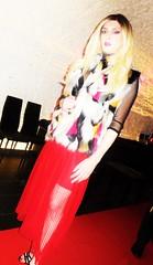 Stefania Visconti (Stefania Visconti) Tags: stefania visconti attrice modella actress model arte artista artist spettacolo performer performance moda sfilata fashion glamour transgender travesti tgirl ladyboy shemale crossdresser italian