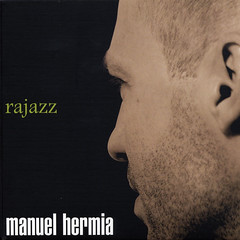 2006_Manuel_Hermia_Rajazz_2006 (Marc Wathieu) Tags: rock pop vinyl cover record sleeve music belgium belgië coverart belgique pochette cd indie artwork vinylcover sleevedesign