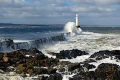 DSC04656 (LezFoto) Tags: waves southbreakwaterpier aberdeenharbour aberdeen scotland unitedkingdom sonydigitalcompactcamera rx100iii rx100m3 sony dscrx100m3 cybershot sonyimaging sonyrx100m3 compactcamera pointandshoot
