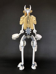 Astral Chelicihusk 4 (Ballom Nom Nom) Tags: bionicle lego ccbs herofactory alien astral husk zombie chelicihusk space