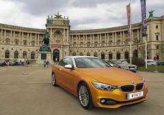 Vienna (that Geoff...) Tags: viennanationallibrary osterreichischenationalbibliothek gold bmw coupe austria austrian vienna wien canon powershot g7x