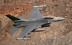 THE GREEN MOUNTAIN BOYS (Dafydd RJ Phillips) Tags: f16 fighting falcon vermont vipers the green mountain boys fighter wing 158th air national guard usa usaf afb star wars jedi transition rainbow low level death