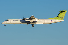 Air Baltic / Dash8 Q400 / YL-BAQ / EBBR 01 (_Wouter Cooremans) Tags: ebbr bru brusselsairport zaventem spotting spotter avgeek aviation airplanespotting air baltic dash8 q400 ylbaq 01 airbaltic dash8q400