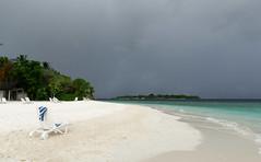Maldives 12 (mpetr1960) Tags: maldives rest beach tree sea ocean water kudo bandos sky