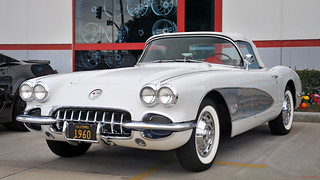 1960 Chevrolet Corvette —- EXPLORED!