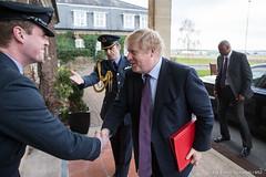 Minister Jacek Czaputowicz z wizytą w Wielkiej Brytanii (PolandMFA) Tags: londyn wielkabrytania czaputowicz johnson