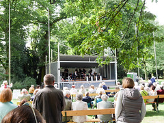 Düsseldorf - Hofgarten - Big Band Konzert im Park (gernotp) Tags: deutschland düsseldorf düsseldorfurlaub natur nordrheinwestfalen ort park urlaub grl5al grv4al