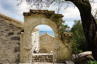 Greece - Mediterranean view
