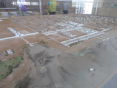 Model of Akhetaten / Amarna (Aidan McRae Thomson) Tags: amarna egypt museum ancient egyptian