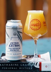 Extra! Extra! Hazy, New England Style IPAs are the hottest thing in craft beer and one brewery in Cleveland makes perhaps the best in the Midwest. After the jump: Read the Kay Graham bio if you haven't. (celisale) Tags: craftbeer hops neipa hazyipa a99m2 sal135f18z a99ii