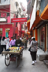Fashion Street, Shahpur Jat (intheworld2014) Tags: shahpurjat newdelhi delhi india