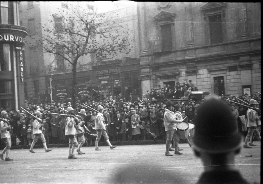lord mayors show 1936 - 1024×715