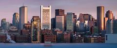 P1140434-Pano: Boston Skyline @ Sunrise [In Explore] (Colin McIntosh) Tags: boston2018