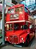 London 2018 – London Transport Museum – Routemaster bus (Michiel2005) Tags: doubledecker 737dye rm1737 bus londen london unitedkingdom verenigdkoninkrijk greatbritain grootbrittannië england engeland londontransportmuseum transportmuseum museum ltm