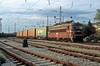 44 184  Dragoman  09.09.17 (w. + h. brutzer) Tags: dragoman eisenbahn eisenbahnen train trains bulgarien bulgaria railway lokomotife locomotive zug bdz elok eloks webru analog nikon 44