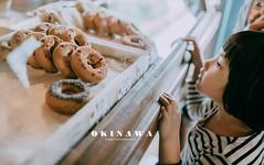 DSC_2815 (hhardawaytwhhardawaytw) Tags: d750 sigma nikon 35mm portrait kid f14 okinawa 沖繩 family smile 人 天空 sweet doughnuts 甜甜圈 desire 渴望 warm 溫暖 shop 名護 cafe child love