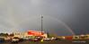 """Propping up rainbows"" (Trevdog67) Tags: proppinguprainbows rainbows arc moncton newbrunswick nouveaubrunswick april1st eastersunday shoppersdrugmart lounsburycentre canada doublerainbow nb411 explorenb nikon d7500 sigma 1020mm hildegard"