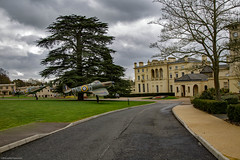 Bentley Priory Museum (Aeroplanes Everywhere) Tags: museum canoneos5d unitedkingdom england stanmore bentleypriory 11group fightercommand raf royalairforce airdefence dowding scenery architecture buildings
