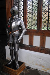 Cavalry armour (zawtowers) Tags: ruffordoldhall rufford lancashire national trust property hesketh family residence gradei listed building built 1530 historic house great hall oldest part dating back 16th century tudor era cavalry armour by window