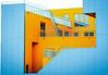 Hyperion Lyceum (5) (Hans Veuger) Tags: nederland thenetherlands amsterdam amsterdamnoord overhoeks hyperionlyceum schoolbuilding fence fencefriday architecture nikon b700 coolpix nederlandvandaag hff