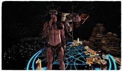 Into the depths (Aspen Groves) Tags: blackmagic portal witchcraft witch gayboysl gaysl avatar horrorsl horror sacrifice spells ritual candles pfc drd duradurasl ro focusposessl convictionsl slavatar