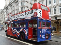 RM2203 CUV203C (PD3.) Tags: rm2203 rm 2203 cuv203c cuv 203c aec routemaster classic tour open top topper topless london bus buses england uk sight seeing sightseeing psv pcv tourbus