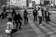 New York 53 (Porta Nuova) story (Gian Floridia) Tags: milano newyork53 portanuova sarannofamosi westsidestory bn bw bienne dancing school scuola streetdancing streetphotography lombardia italy it