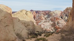 Too Bad You Didn't Get To Go To Valley Of Fire State Park With Me. (Lone Rock) Tags: nevada valleyoffirestatepark gordon cottrell redrocks geology