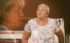 Holocaust Survivor Speaks