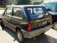 Fiat Panda 30 1983 (LorenzoSSC) Tags: fiat panda 30 1983