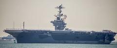 USS Harry S. Truman (briancrumpton74) Tags: norfolknavalstation unitedstatesnavy aircraftcarrier usnavy