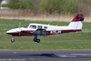 N15JM - 1981 build Piper PA-44-180T Turbo Seminole, arriving on Runway 24 at Friedrichshafen during Aero 2017 (egcc) Tags: 448107060 aero aerofriedrichshafen aerofriedrichshafen2017 bodensee edny fdh friedrichshafen lightroom n15jm pa44 pa44180 pa44180t piper seminole turboseminole