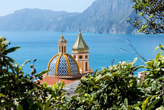 Amalfi Coast; Praiano
