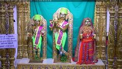 Radha Krishna Dev Mangla Darshan on Tue 17 Apr 2018 (bhujmandir) Tags: radha krishna dev lord maharaj swaminarayan hari bhagvan bhagwan bhuj mandir temple daily darshan swami narayan mangla