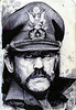 Lemmy (ModKnight) Tags: lemmy kilmister motorhead motörhead metal rock jack damiels portrait ballpen brushpen