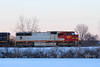 "A Touch of ""Class"" (view2share) Tags: prlx200 atsf santafe warbonnet emd electromotivedivision engine evening eastbound sd75m causeway widespread csx215 leaser lease 516 l516 cn516 cnl516 manifest dusk cn canadiannational cold stcroixcounty minneapolissub newrichmond wisconsin wi winter spring springtime motion locomotive deansauvola april172018 april2018 april 2018 railway railroading rr railroads railroad rail rring rails railroaders trains track transportation tracks transport train trackage trees freight freighttrain freightcar freightcars snow snowfall"