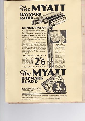 1931: Nov Programme 3