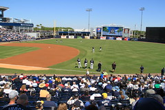 IMG_3253 (Joseph Brent) Tags: yankees spring training tampa florida steinbrenner field aaron judge