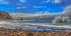 Wave Splash Pano (Michael F. Nyiri) Tags: waves wavescape pelicancove palosverdespeninsulacalifornia southerncalifornia sea ocean pacificocean rocks