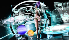 Friday Night Gurus . (Venus Germanotta) Tags: secondlife fashion fierce azoury sickening future futuristic fantasy fantasea planets laboratory disorderly whorecouture robotchic robotic metal gold robotleg machine mechanical venus neptune milkyway galaxy universe outerspace cosmos nebula stars starship spaceship lights lighting perspective hologram technology advanced blog blogger blogpost blogging style aesthetic purple hautecouture highfashion avantgarde photoshop graphicdesign design edit digitalart virtual science fiction scifi screen experiment vibrant bright photography colour popculture studiokillers glamour fabulous chic fashionista dragdroid android cyborg vogue interstellar alexandermcqueen cureless