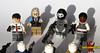 Payday 2 Enemies (Saber-Scorpion) Tags: lego minifig minifigures minifigs minifigure moc brickarms brickwarriors payday payday2 heist bankrobbery swat securityguard securityguards