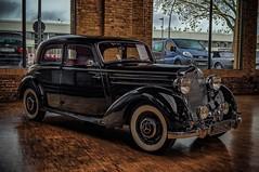 MERCEDES 170S (Peter's HDR-Studio) Tags: petershdrstudio hdr classiccar car oldtimer vintage mercedes klassiker auto