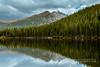 Enchanting Reflection (rkpunnamraju) Tags: colorado outdoor greatphotomoments landscape trees mountains skyline clouds rockymountainnationalpark bearlake lake forest park nps nationalpark rmnp