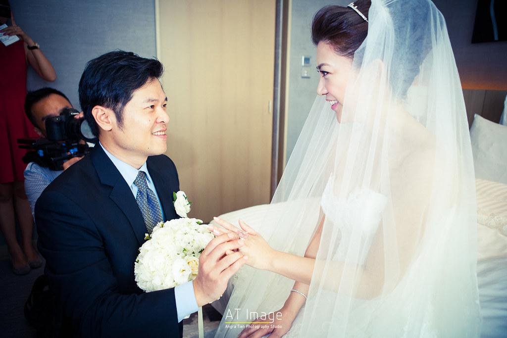 <婚攝> Jeff & Iris / 寒舍艾美酒店 Le Méridien Taipei