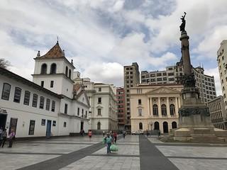 São Paulo City started here on Jan. 25th., 1554.