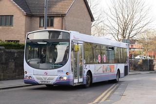 FG 69016 @ Pollock Street, Motherwell