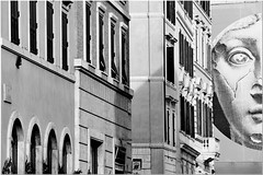 Point Of View (Valter Quattrini) Tags: point street pointofview streetphotography architettura roma occhio eie