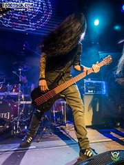 Thybreath (yiyo4ever) Tags: salanazca thybreath concierto stage concert deathmetal melodicdeathmetal trash metal trashmetal rock lights luces zuiko olympus omd lumix panasonic em5 m43 mft zuiko1240mmf28 concertphotography livemusic livemusicphotography musicphotography