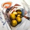 Golden eggs. 93/365 (jenwuk) Tags: 93365 iphone bag goldeggs gold closeup goldeneggs golden easter eggs